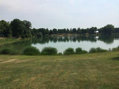 Wandertag – Garchinger See