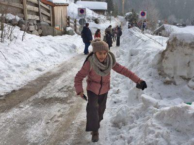Winterwandertag ins Winterwunderland am Schliersee
