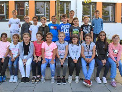 Am Wandertag besuchte die Klasse 5b den Tierpark Hellabrunn.