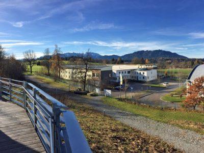 Schullandheim in Bad Tölz