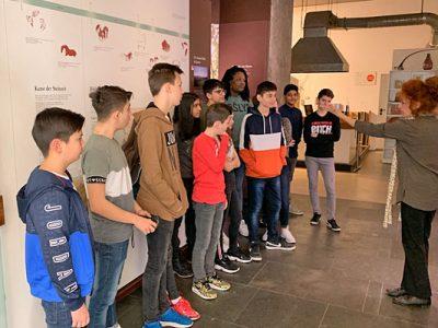 Ausflug ins Deutsche Museum München