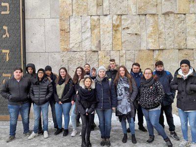 Besuch im jüdischen Museum
