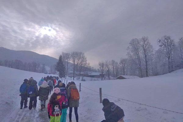 Winterwandertag