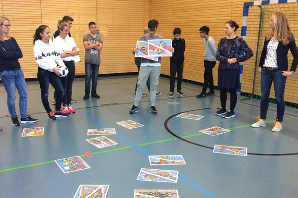 Vertauschte Rollen – Lehrer lernen von Schülern