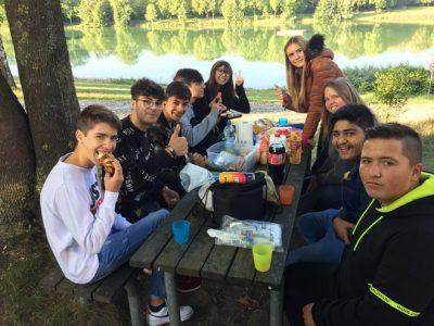 D2 – Wanderung zum Garchinger See