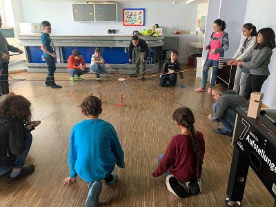 Fröbelturm – Programm für die Klasse 6a